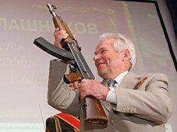 90-летний юбилей отмечает легендарный конструктор-оружейник Михаил Калашников