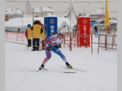 Биатлонисты из Тюмени выиграли эстафету в Ижевске