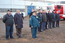В Ижевске начато строительство нового пожарного депо