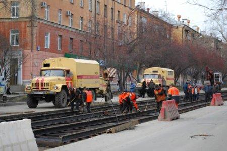 26-27 мая: движение трамвайных маршрутов в микрорайоне «Металлургов» будет приостановлено
