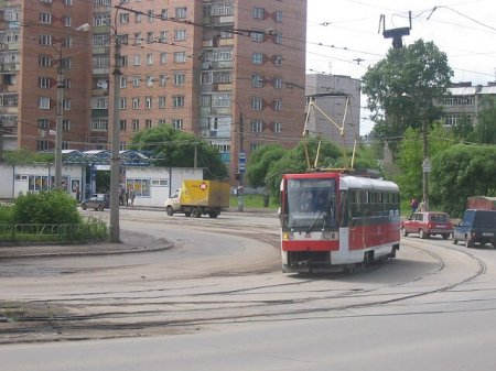 Ижевчане могут узнавать расписание трамваев онлайн