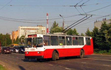 Закрыто движение троллейбусов на участке по ул.Удмуртской